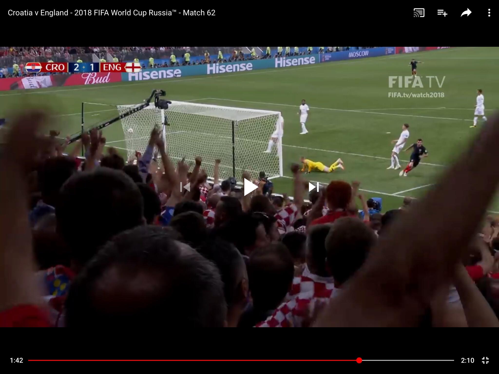 Kan mina tankar påverka VM i fotboll?