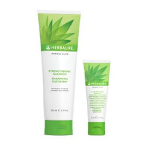 Herbal Aloe styrkende shampoo