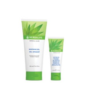 Herbal Aloe lindrende gelé