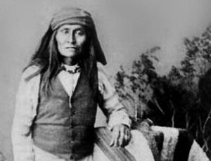 Mangas Coloradas, Apache Wars