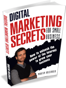 Digital Marketing Secrets For Small Business Book