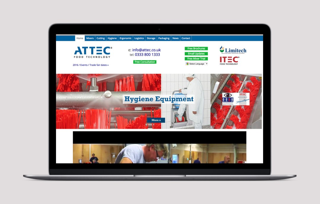 attec uk screenshot