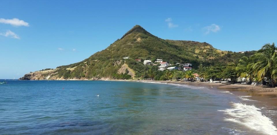 Les Anses d'Arlet, Petite Anse, Martinica - le spiagge più belle