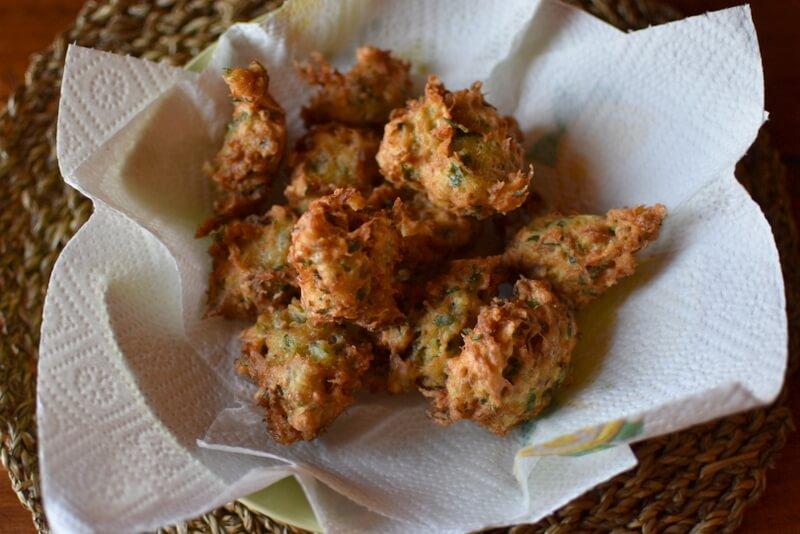 ricette con merluzzo - accras
