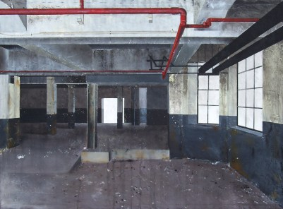 OLD FACTORY - 2014 - cm. 115x85