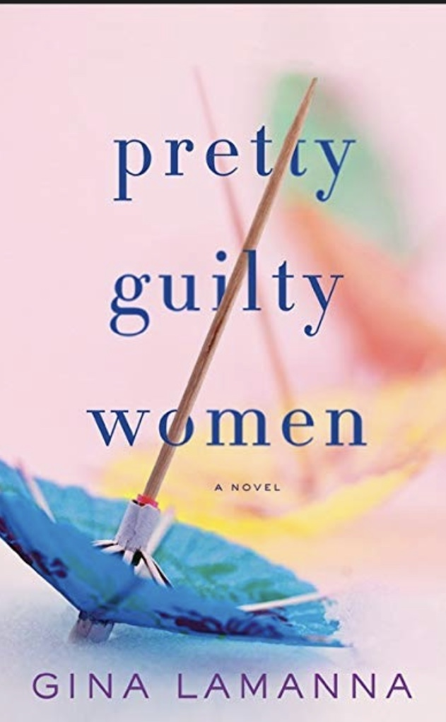 Pretty Guilty Women Book Cover