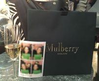 Champagne, photo et goodie bag