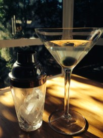 Four Pillars Gin Martini