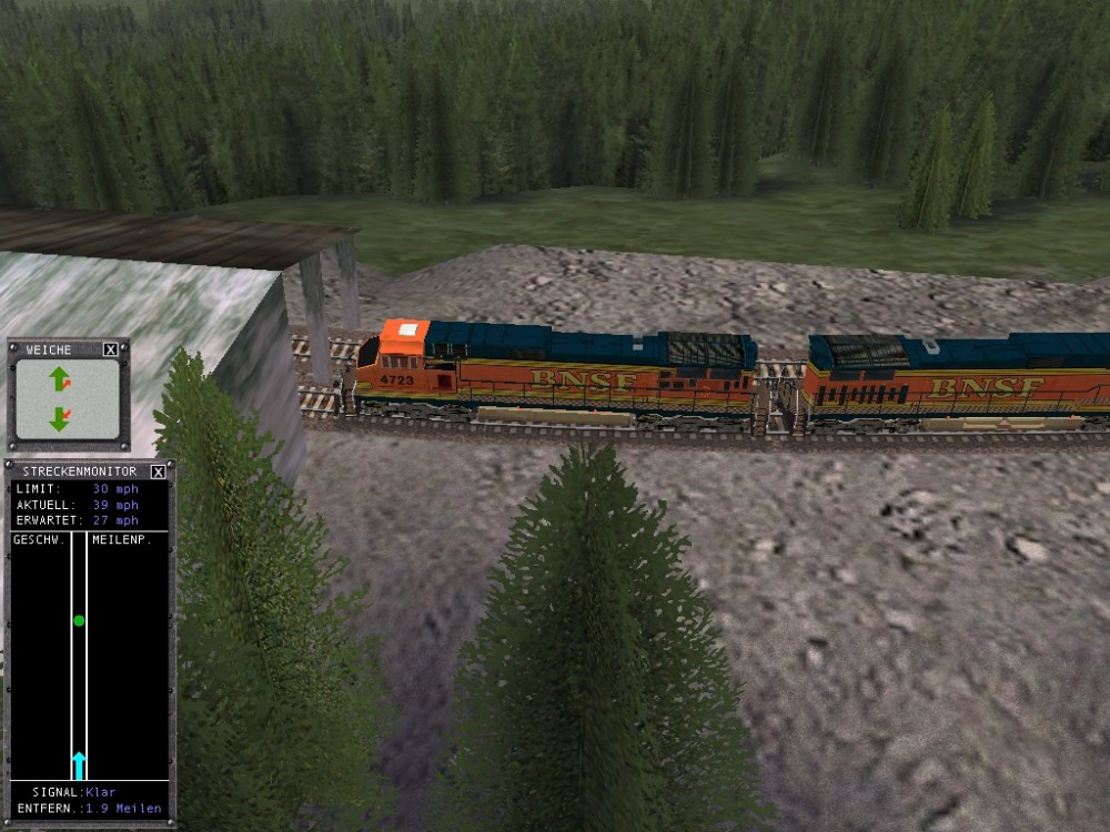 Martin spielt Train Simulator (1/2)