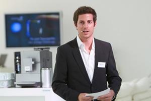Siemens EQ.7 Plus Presentation - Munich