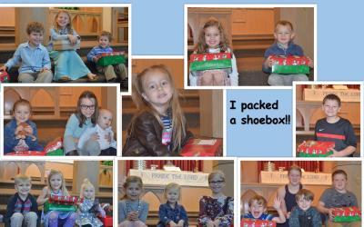 Operation Christmas Child – Good News! Great Joy!