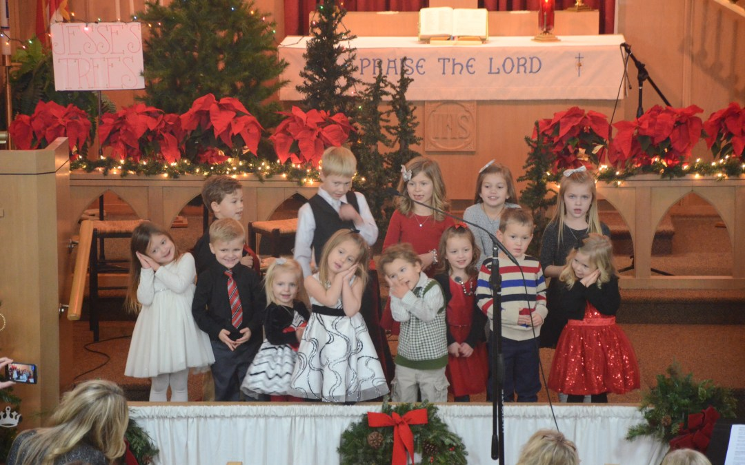 Sunday School Christmas Eve Program