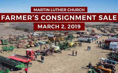18th Annual Martin Luther Church Consignment Sale