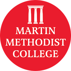 Martin Logo Red