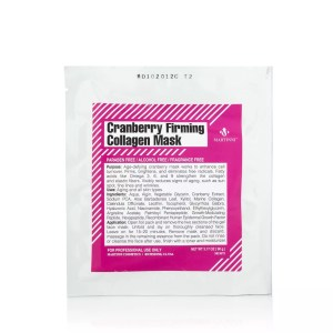 Cranberry Firming Collagen Mask