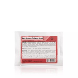 Red Ginseng & Quince Mask