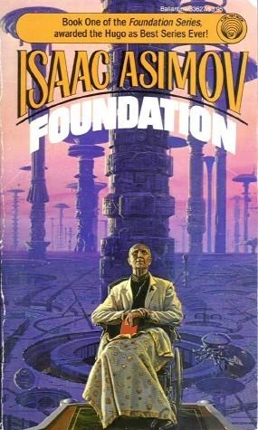Foundation Bokomslag