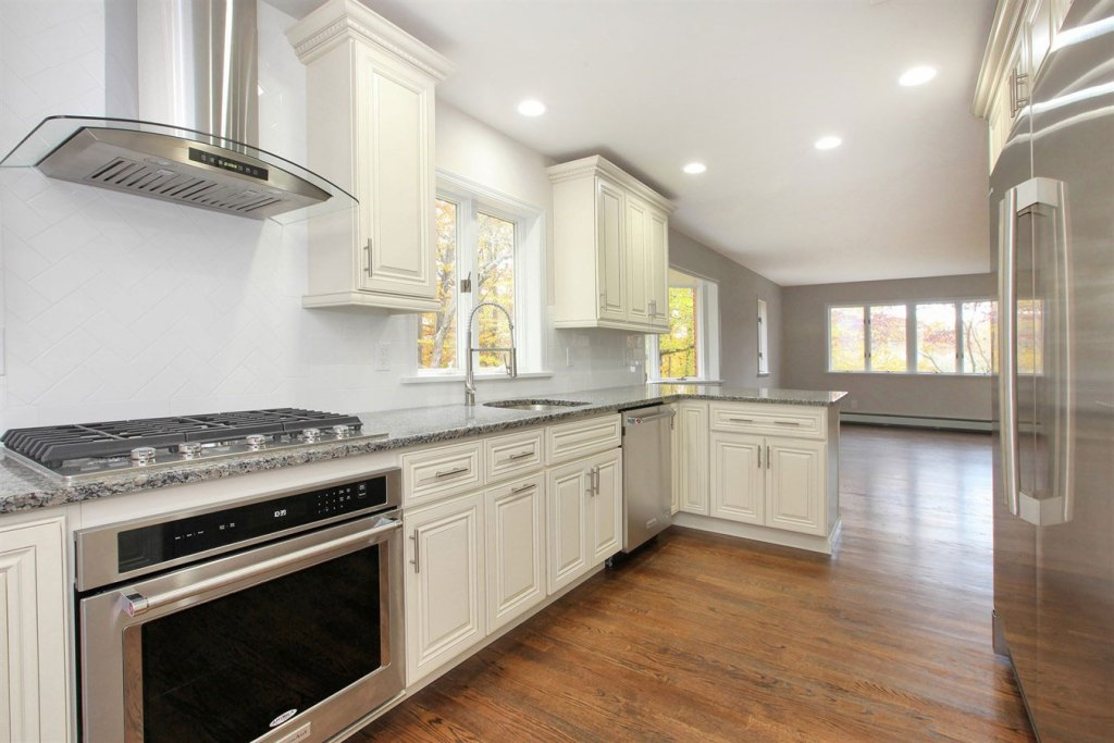 kitchen remodeling - stove