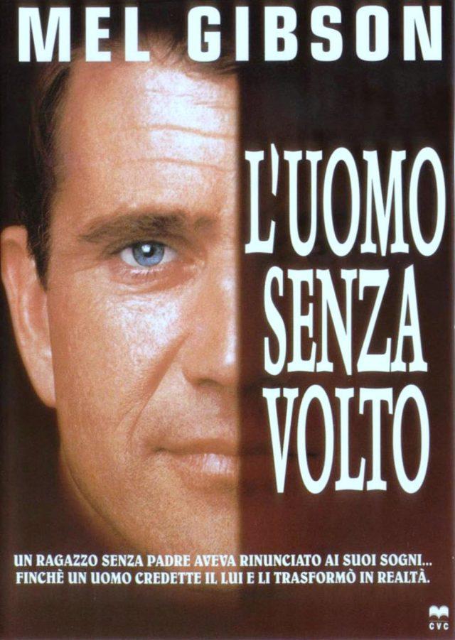 L'uomo senza volto, un film di e con Mel Gibson - la locandina