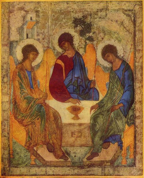 La Trinità di Andrej Rublëv
