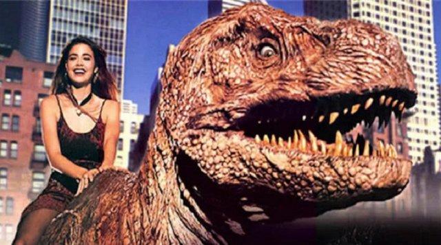 Tammy e il T-Rex, un film di Stewart Raffill
