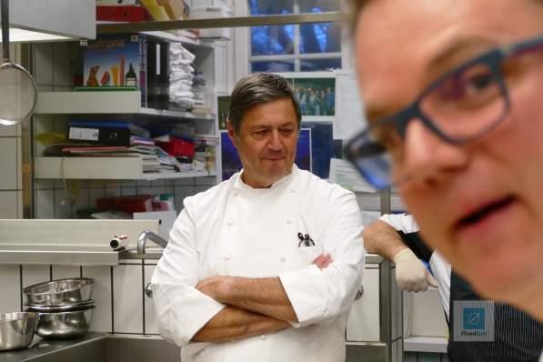 Werner Schürch und Andy Zaugg