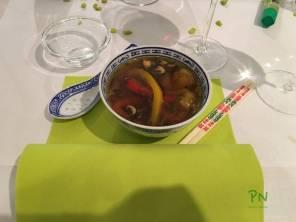 Epson Neujahrsdinner 2016 mit Sushi