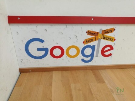 Fit mit Google in Zürich