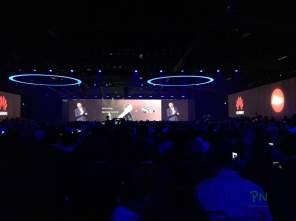 London 2016 mit Huawei - das Event