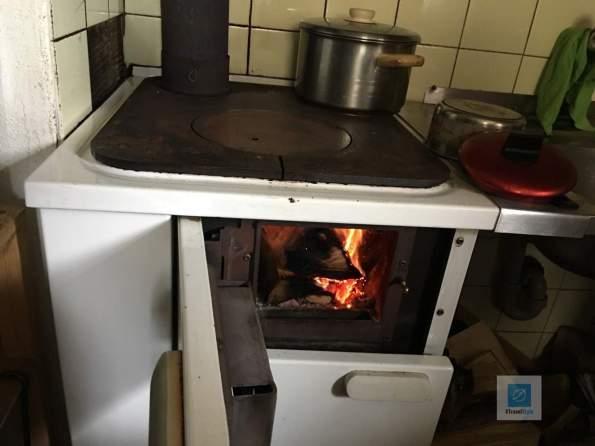 So geht Kochen auf der Alp