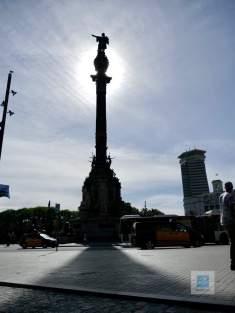 Die Columbus Statue