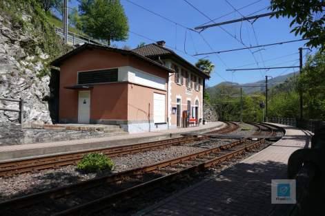 Bahnhof Rasa - Verdasio