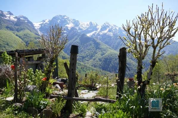 Spaziergang - Kurzwanderung in Rasa - Verdasio