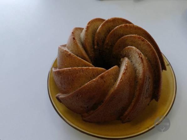 Luftiger Marmorkuchen