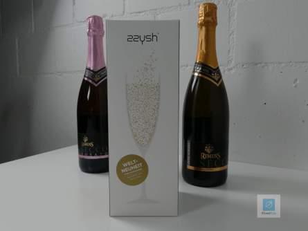 zzysh für Champagner