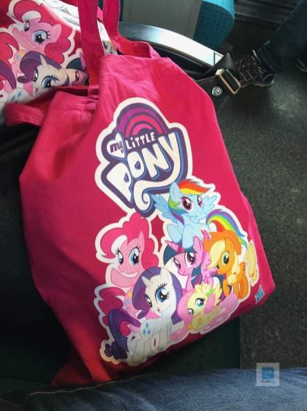 Give aways - MLP-Tasche