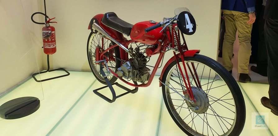 Das erste Motorrad von Ducati