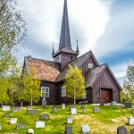 Find a grave in Norway