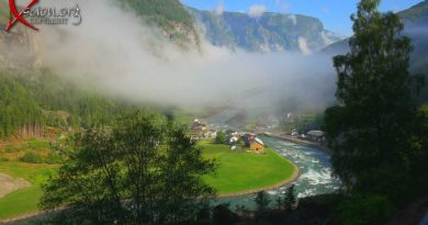 Video Wednesday: Norway – Flåm Mountain Railway