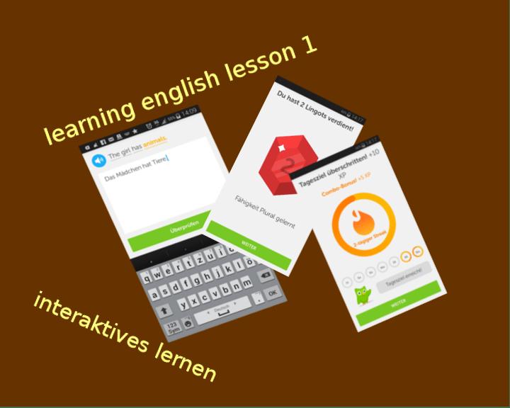 Interaktives Lernen – Sprachen mit dem Handy lernen