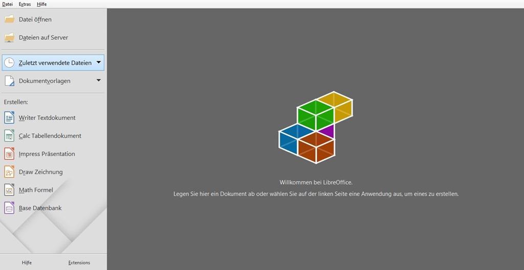LibreOffice 6x – eine neue Generation bricht an!
