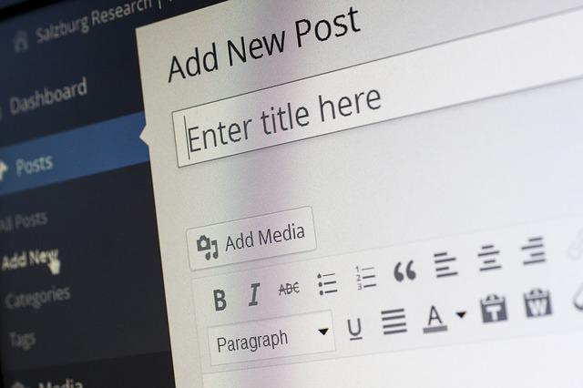 """Möglichkeiten gegen """"Editor zwang""""– eine Lösung (auch) für WordPress.com User Teil 2"""