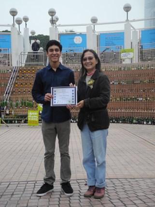 Glass Ambassador Award