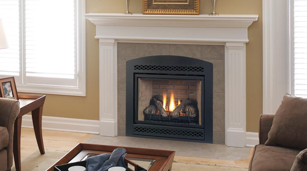 Majestic Wood Burning Fireplace Insert