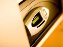 Safety box - photo copyright Icon hotel