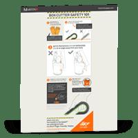 Box Cutter Safety 101 | MartinSupply.com