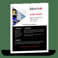 POU Cabinet Process Improvement with $7,630 Cost Avoidance - MartinSupply.com