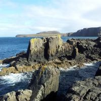 Rubber Honey! A Superb Coastal Walk Around the Northern Point of Skye, Rubha Hunish