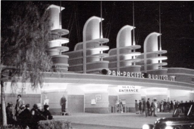 Pan-Pacific Auditorium, Beverly Blvd, Los Angeles (date unknown)