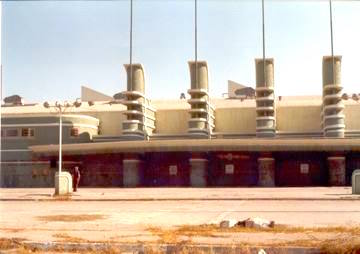 Pan Pacific Auditorium, Los Angeles, early 1980s